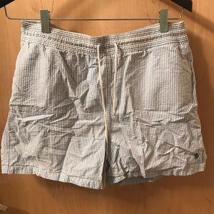 Men's polo swim shorts sz medium